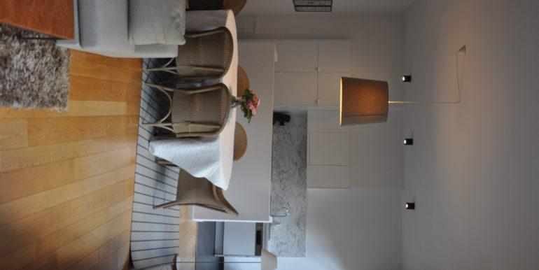Eetkamer en keuken